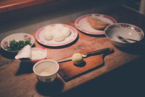 Egg Spread Ingredients